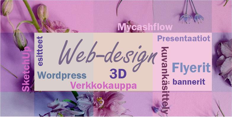 Miia Mynttinen Web-design